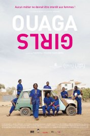 background picture for movie Ouaga Girls