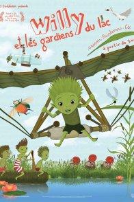 Affiche du film : Willy et les Gardiens du lac (saison printemps-été)