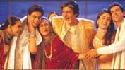 background picture for movie La famille indienne
