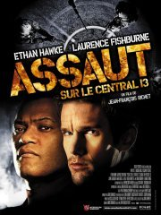 Affiche du film : Assaut sur le central 13