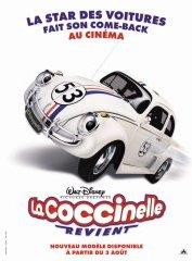 background picture for movie La coccinelle revient