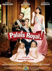 background picture for movie Palais Royal !