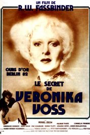 background picture for movie Le secret de veronika voss