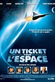 background picture for movie Un ticket pour l'espace