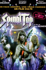background picture for movie Spinal tap