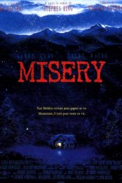 background picture for movie Misery