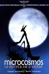 Affiche du film : Microcosmos, le peuple de l'herbe