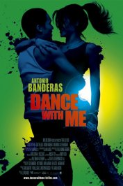 background picture for movie Dance with me