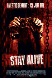 background picture for movie Stay alive
