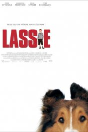 background picture for movie Lassie