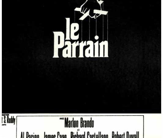 Photo du film : Le Parrain