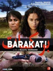 background picture for movie Barakat !