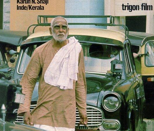 Photo dernier film Krishnamurti