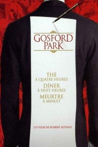 Affiche du film : Gosford Park
