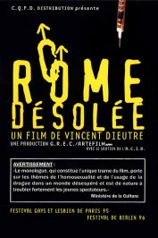 background picture for movie Rome desolee