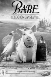 background picture for movie Babe (le cochon dans la ville)