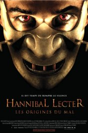 background picture for movie Hannibal Lecter (les origines du mal)
