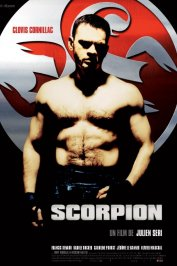 background picture for movie Scorpion
