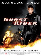 background picture for movie Ghost Rider
