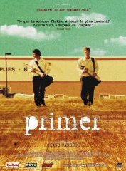 background picture for movie Primer