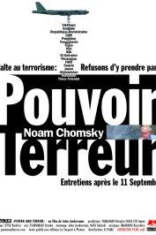 background picture for movie Noam chomsky : pouvoir et terreur