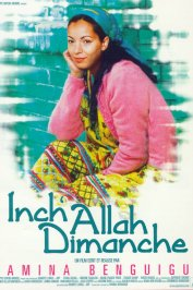 background picture for movie Inch'allah dimanche