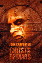 background picture for movie Ghosts of mars