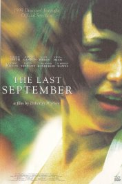 background picture for movie The last september