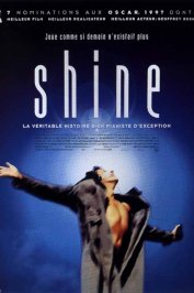 background picture for movie Shine