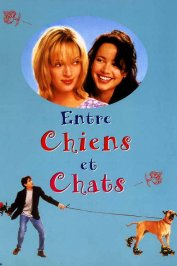 background picture for movie Entre chiens et chats