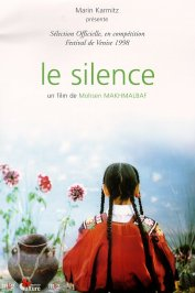 background picture for movie Le silence