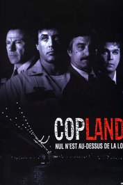 background picture for movie Copland