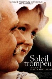 background picture for movie Soleil trompeur