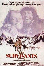 background picture for movie Les survivants