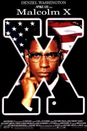 background picture for movie Malcolm X