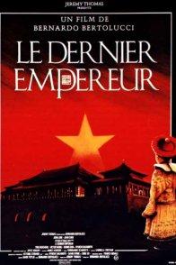 Affiche du film : Le dernier empereur