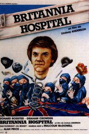 background picture for movie Britannia hospital