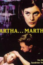 background picture for movie Martha... martha