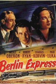 Affiche du film : Berlin express