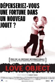 background picture for movie Love object