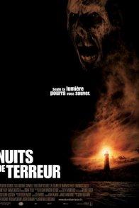 Affiche du film : Nuits de terreur