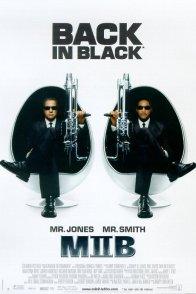 Affiche du film : Men in black 2