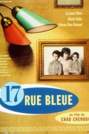 background picture for movie 17, rue Bleue