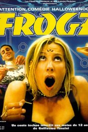 background picture for movie Frogz