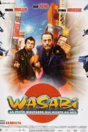 background picture for movie Wasabi