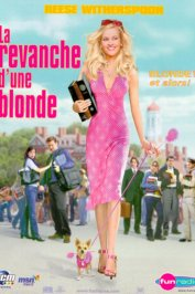 background picture for movie La Revanche d'une blonde