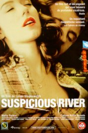 background picture for movie Suspicious river