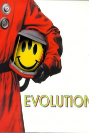 background picture for movie Evolution
