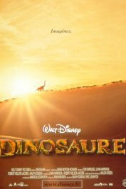 background picture for movie Dinosaure