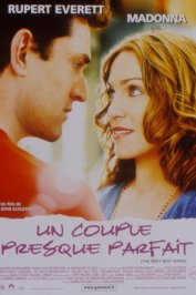 background picture for movie Un couple presque parfait